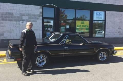 1979 Chevrolet El Camino for sale at CARuso Classic Cars in Tampa FL
