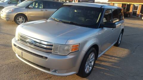 2009 Ford Flex for sale at Alpha Motors in Kansas City MO