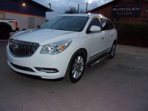 2016 Buick Enclave for sale at Auto Click in Tucson AZ