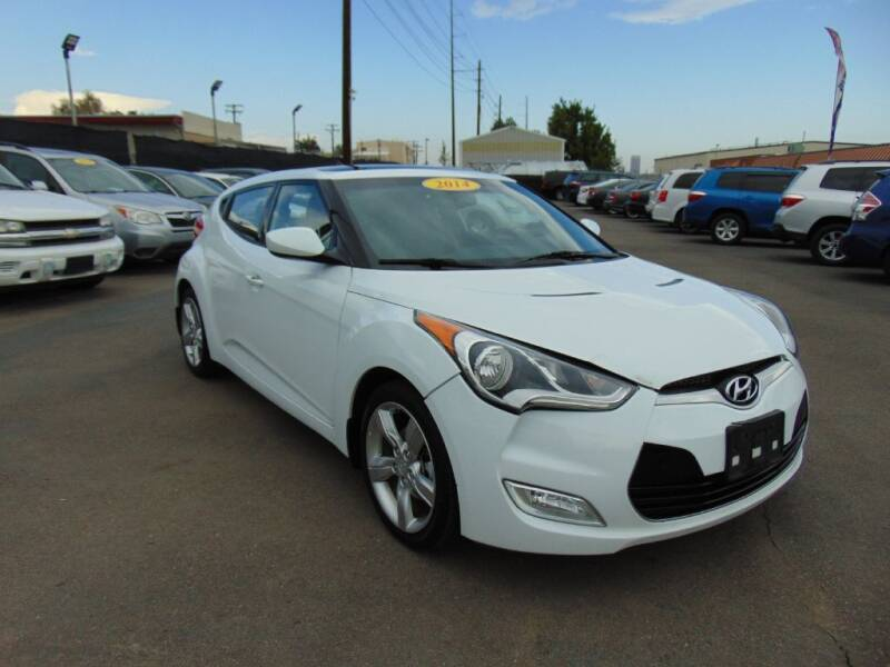 2014 Hyundai Veloster for sale at Avalanche Auto Sales in Denver CO