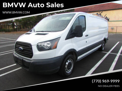 2017 Ford Transit Cargo for sale at BMVW Auto Sales in Union City GA