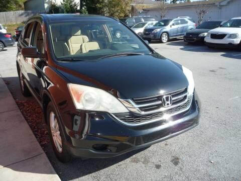 2010 Honda CR-V for sale at Credit Cars LLC in Lawrenceville GA