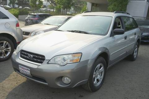 2007 Subaru Outback for sale at Sports Plus Motor Group LLC in Sunnyvale CA
