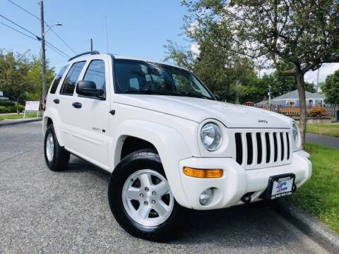 2003 Jeep Liberty for sale at DAILY DEALS AUTO SALES in Seattle WA