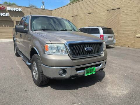 2006 Ford F-150 for sale at Paul Spady Motors INC in Hastings NE