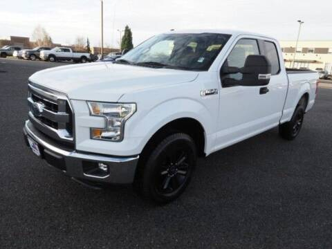 2016 Ford F-150 for sale at Karmart in Burlington WA