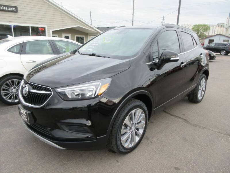 2018 Buick Encore for sale at Dam Auto Sales in Sioux City IA