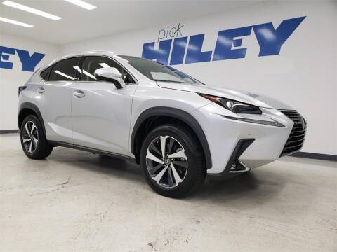 2019 Lexus NX 300 for sale at HILEY MAZDA VOLKSWAGEN of ARLINGTON in Arlington TX