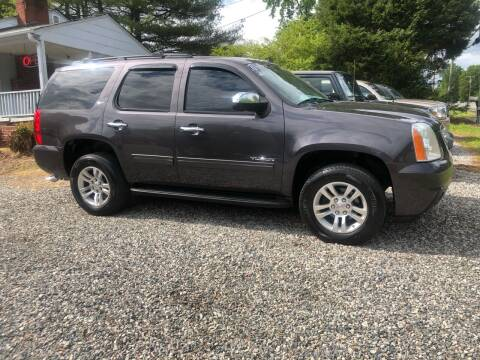 2011 GMC Yukon for sale at Venable & Son Auto Sales in Walnut Cove NC