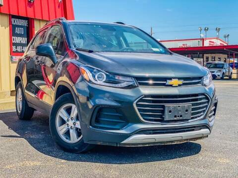2019 Chevrolet Trax for sale at MAGNA CUM LAUDE AUTO COMPANY in Lubbock TX