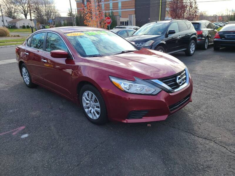 2017 Nissan Altima for sale at Costas Auto Gallery in Rahway NJ