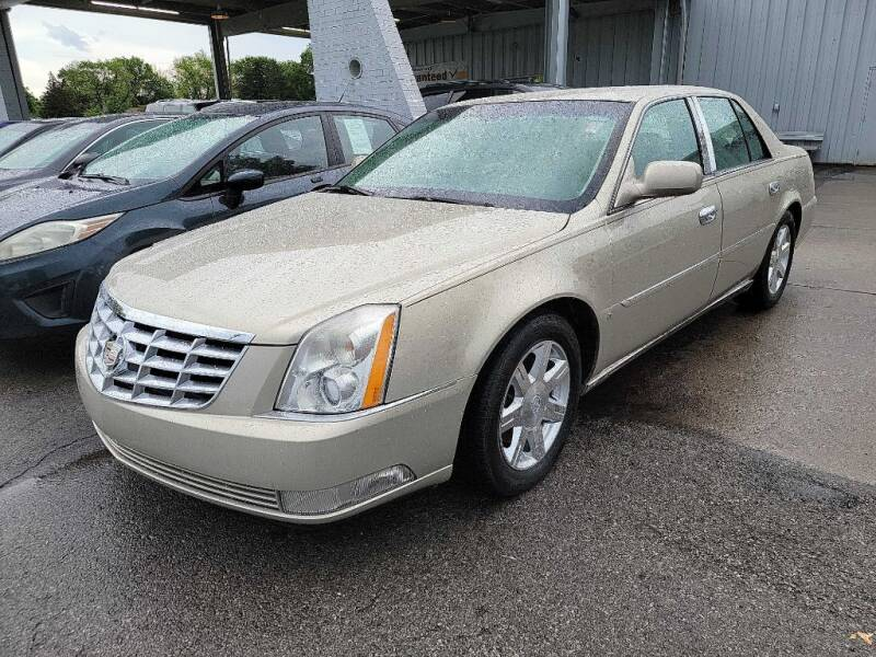 2007 Cadillac DTS for sale at Lakeshore Auto Wholesalers in Amherst OH
