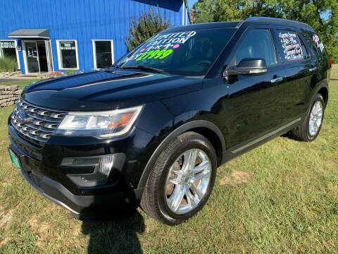 2016 Ford Explorer for sale at FREDDY'S BIG LOT in Delaware OH