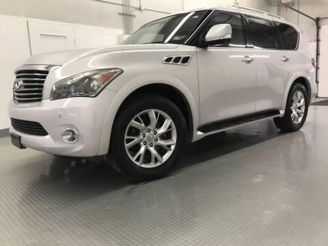 2011 Infiniti QX56 for sale at TOWNE AUTO BROKERS in Virginia Beach VA