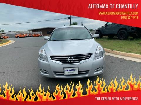 2010 Nissan Altima Hybrid for sale at Automax of Chantilly in Chantilly VA