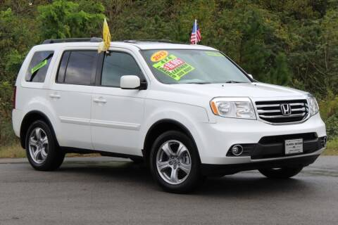 2013 Honda Pilot for sale at McMinn Motors Inc in Athens TN