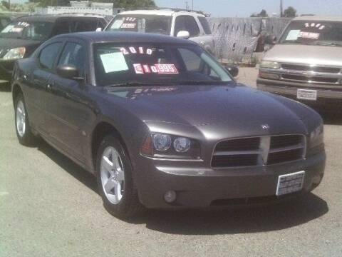 2010 Dodge Charger for sale at Valley Auto Sales & Advanced Equipment in Stockton CA