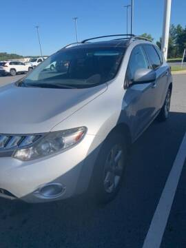 2010 Nissan Murano for sale at The Car Guy powered by Landers CDJR in Little Rock AR
