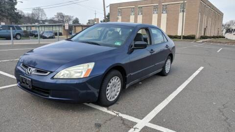 2005 Honda Accord for sale at Shah Motors LLC in Paterson NJ