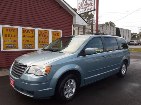 2008 Chrysler Town and Country for sale at Mack's Autoworld in Toledo OH