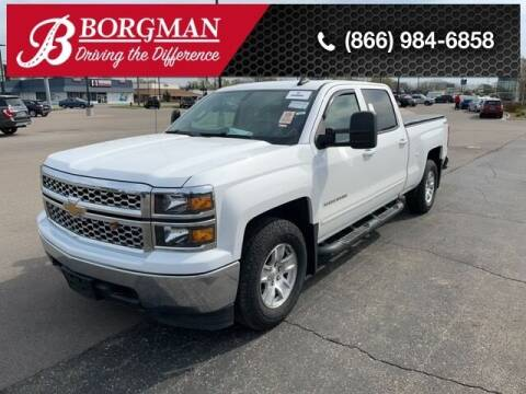 2015 Chevrolet Silverado 1500 for sale at BORGMAN OF HOLLAND LLC in Holland MI
