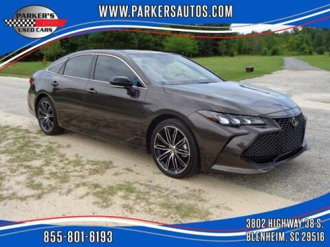 2019 Toyota Avalon for sale at Parker's Used Cars in Blenheim SC