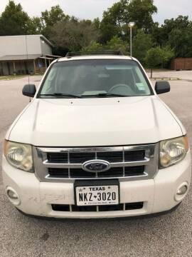 2009 Ford Escape for sale at Discount Auto in Austin TX