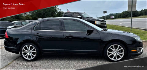 2011 Ford Fusion for sale at Square 1 Auto Sales - Commerce in Commerce GA