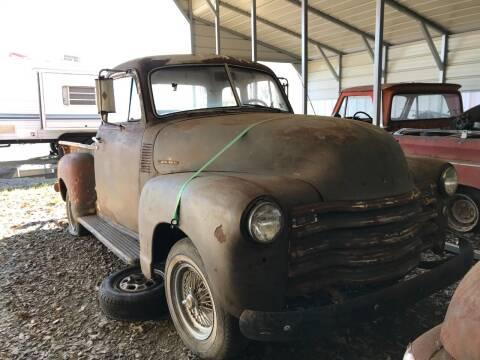 1948 Chevrolet C/K 10 Series for sale at CAROLINA TOY SHOP LLC in Hartsville SC