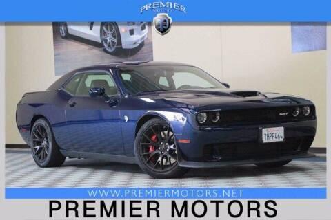 2015 Dodge Challenger for sale at Premier Motors in Hayward CA