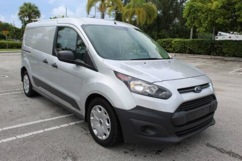 2015 Ford Transit Connect Cargo for sale at Truck and Van Outlet in Miami FL