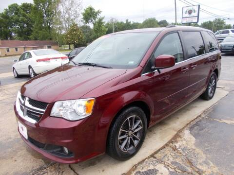 2017 Dodge Grand Caravan for sale at High Country Motors in Mountain Home AR