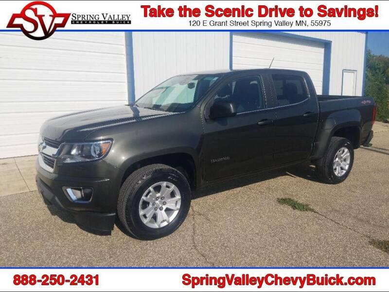 2018 Chevrolet Colorado for sale in Spring Valley, MN