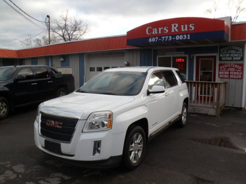 2013 GMC Terrain for sale at Cars R Us in Binghamton NY