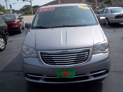 2014 Chrysler Town and Country for sale at JIMS AUTO MART INC in Milwaukee WI