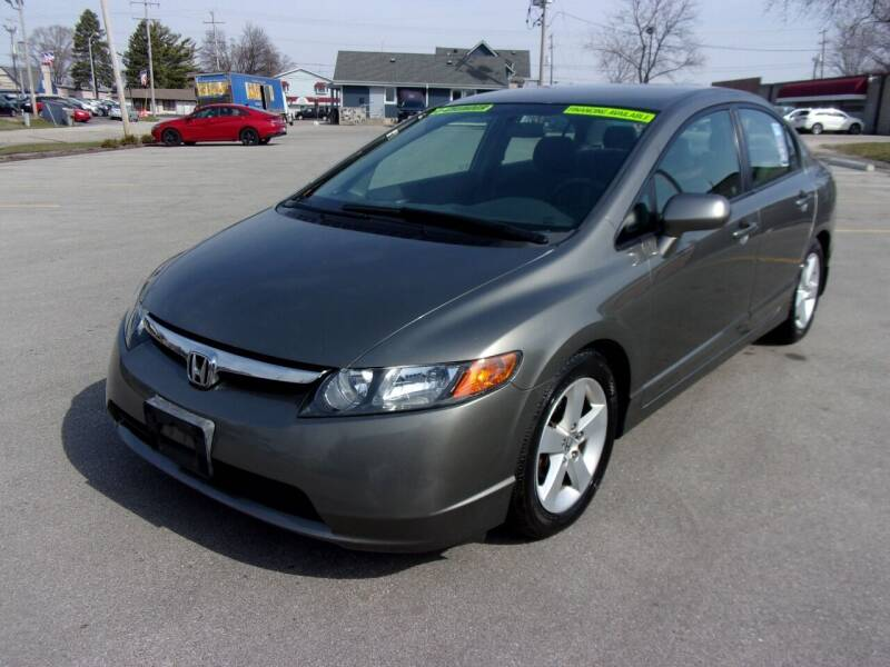 2007 Honda Civic for sale at Ideal Auto Sales, Inc. in Waukesha WI