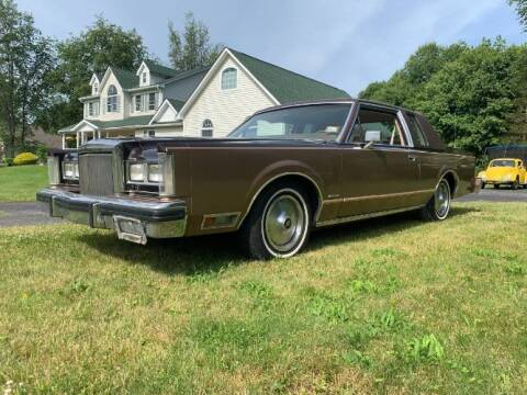1980 Lincoln Continental for sale at Classic Car Deals in Cadillac MI