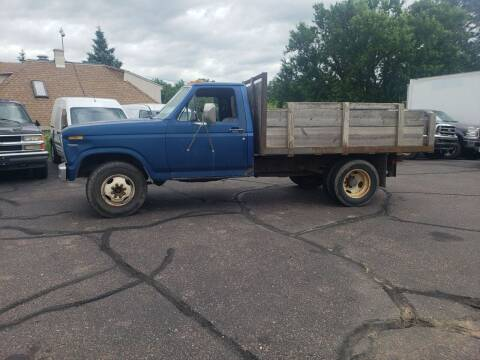 1984 Ford F-350 for sale at Geareys Auto Sales of Sioux Falls, LLC in Sioux Falls SD