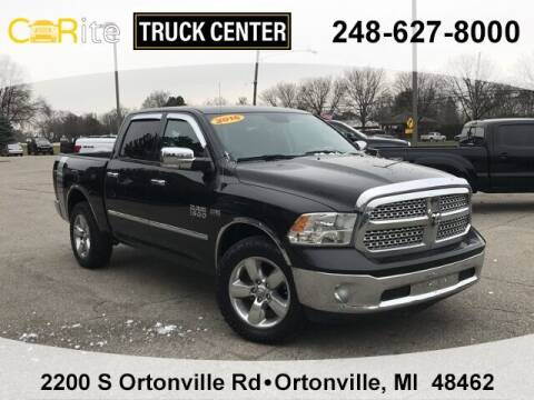2016 RAM Ram Pickup 1500 for sale at Carite Truck Center in Ortonville MI