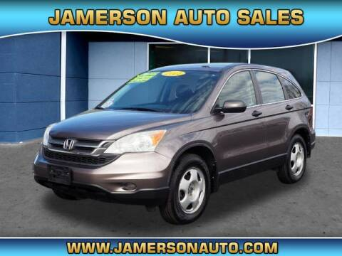 2011 Honda CR-V for sale at Jamerson Auto Sales in Anderson IN