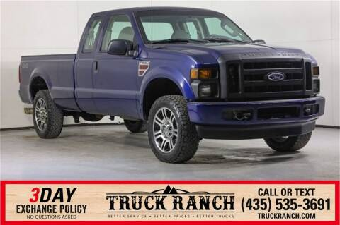 2008 Ford F-250 Super Duty for sale at Truck Ranch in Logan UT