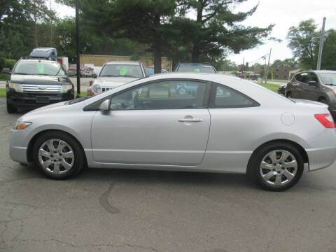 2010 Honda Civic for sale at Home Street Auto Sales in Mishawaka IN