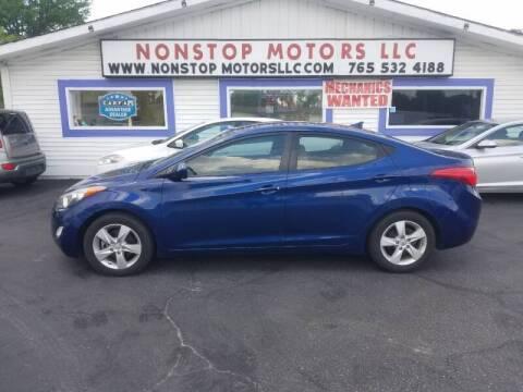 2013 Hyundai Elantra for sale at Nonstop Motors in Indianapolis IN