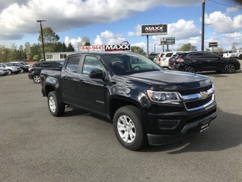 2020 Chevrolet Colorado for sale at Maxx Autos Plus in Puyallup WA
