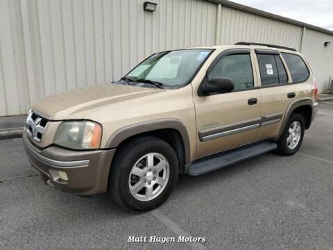 2007 Isuzu Ascender for sale at Matt Hagen Motors in Newport NC