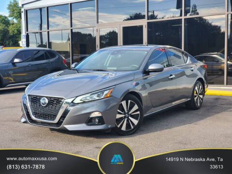 2019 Nissan Altima for sale at Automaxx in Tampa FL