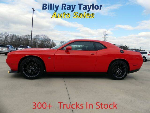 2020 Dodge Challenger for sale at Billy Ray Taylor Auto Sales in Cullman AL