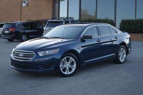 2017 Ford Taurus for sale at Next Ride Motors in Nashville TN