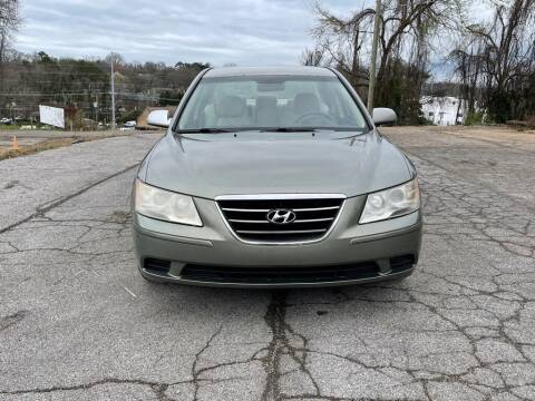 2009 Hyundai Sonata for sale at Car ConneXion Inc in Knoxville TN