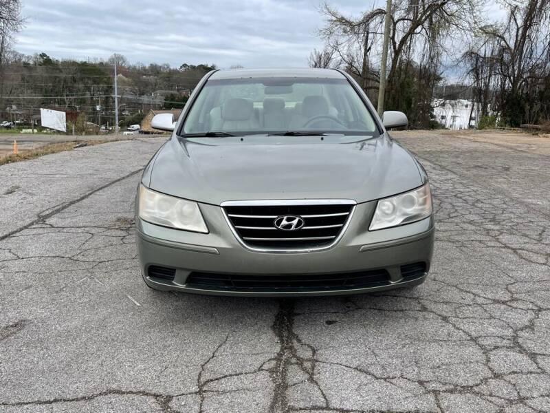 2009 Hyundai Sonata for sale at Car ConneXion Inc in Knoxville TN